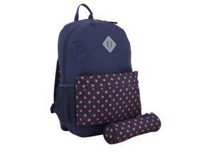 Eastsport 2315267 Bundle Backpack, Polka Dot - Case of 24 - 24 Per Pack