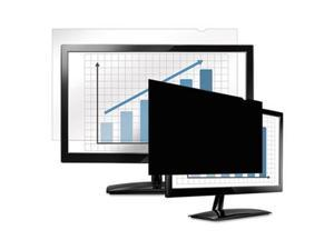 Fellowes Manufacturing 4807001 Privascreen Blackout Privacy Filter for 21.5 in. Widescreen LCD - 16-9 Aspect Ratio