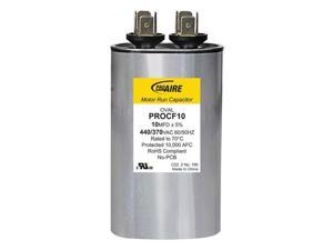Perfect Aire 3906492 10 MFD ProAire 370V Oval Run Capacitor