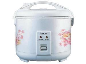 Tiger JNP1800-RB 10 Cup Electric Non Stick Innerpot Rice Cooker