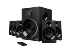 Logitech - 980-001328 - Logitech Z606 5.1 Bluetooth Speaker System - 80 W RMS - Table Mountable, Wall Mountable - 50 Hz