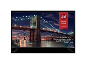 TCL 75R617 75 in. 4K Smart LED Roku Smart TV
