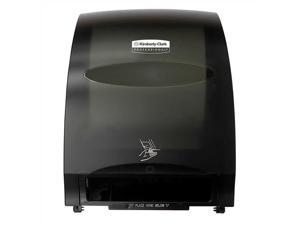 Kimberly-Clark Professional Electronic Hard Roll Towel Dispenser, Black 48857
