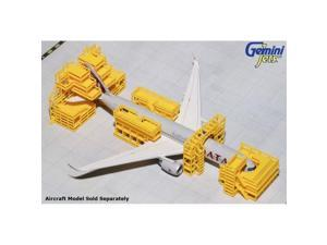Gemini Jets GJ1828 Aircraft Maintenance Scaffolding Scale 1 by 400