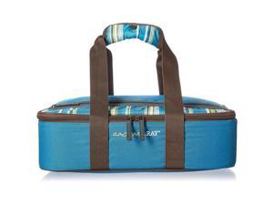 Medport 5050RR1638 Rachael Ray Lasagna Lugger - Marine Blue Stripe