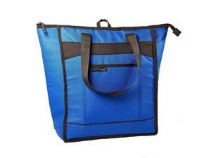 Medport 5060RR1609 Rachael Ray ChillOut Thermal Tote Insulated Bag - Blue