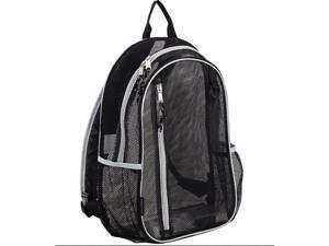 Eastsport 2326717 17 in. DDI Mesh Active Backpack, Black - Case of 12