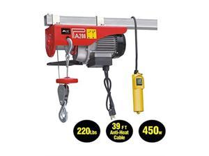 Vestil Manufacturing EMH-5 500 lbs Electric Mini Hanging Cable Hoist