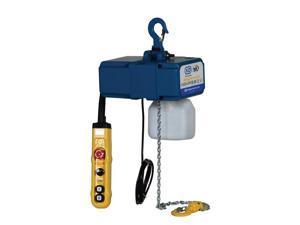 Vestil Manufacturing VS-ECH-5-1PH Variable Speed Electric Hoist, 500 lbs