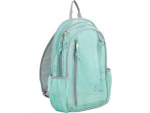 Eastsport 2326719 Mesh Active Backpack, Mint - 17 in. - Case of 12