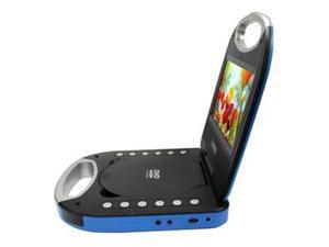 Magnavox MTFT750BL 7 in. Portable DVD Player - Blue