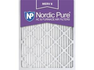 Nordic Pure 22x36x1CustomM7-6 MERV 7 AC Furnace Filters 6 Piece