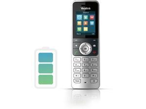 Yealink - W53H - Yealink W53H Handset - Cordless - DECT - 100 Phone Book/Directory Memory - 1.8 Screen Size - Headset