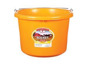 Little Giant 7404015 8 qt. Round Plastic Bucket - Prange