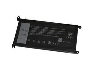 V7 51KD7-V7 11.4 V DC 3684 mAh Li-Polymer Replacement Battery for Selected Dell Laptops