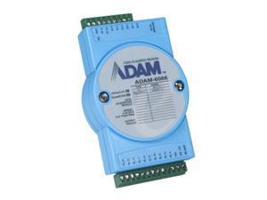 B Plus B Smartworx ADAM-6066-D 6-ch Digital Input & Power Relay Modbus TCP Module