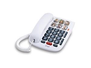 Harris Communications HC-SMPL-PHOTOPHONE SMPL Amplified Plus Hands-Free Dialing Photo Phone