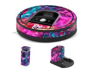 MightySkins IRRO960-Paint Party Skin for iRobot Roomba 960 Robot Vacuum, Paint Party