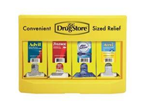 LIL Drug Store LIL71622 Medicine Dispenser, Yellow
