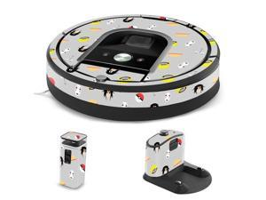 MightySkins IRRO960-Anime Fan Skin for iRobot Roomba 960 Robot Vacuum, Anime Fan