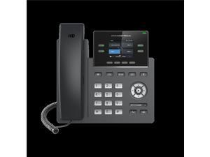 Grandstream Grp2612 Ip Phone - Corded - Corded - Wall Mountable Desktop
