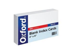 KICTeam KICTR46Z100 4 x 6 in. Non Laminated Cleaning Cards