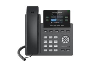 Grandstream Grp2612 Ip Phone - Corded - Corded - Wall Mountable