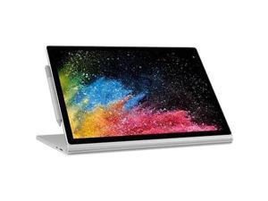 "Microsoft Surface Book 2 JJS-00001 Intel Core i7 8th Gen 8650U (1.90 GHz) 16 GB Memory 512 GB PCIe SSD NVIDIA GeForce GTX 1060 15.0"" Touchscreen 3240 x 2160 Detachable 2-in-1 Laptop Windows 10 Pro 64-"