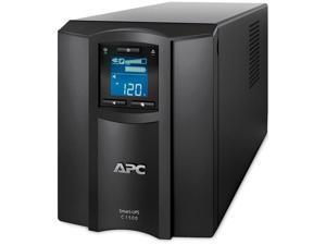 APC APC-SMC1500C Smart-UPS C 1500VA LCD 120V with SmartConnect