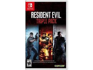 Capcom 41013C Resident Evil Triple Pack for Nintendo Switch Video Game