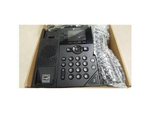 Poly 2200-48820-025 VVX 250 PoE Enabled Ethernet Desk Top Phone