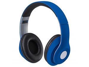 iLive IAHB48MBU Wireless Over-The-Ear Headphones, Blue