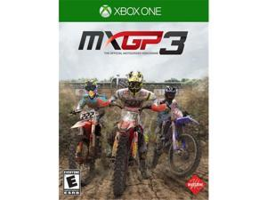 Square Enix 662248919751 MXGP 3-The Official Motocross Bilingual English & French Xbox One Game