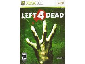 Valve 696055244935 Left 4 Dead - Game of the Year Edition Xbox 360 Game