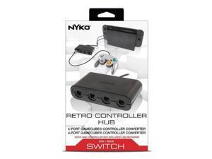 Nyko Technologies 743840872665 Retro Controller Hub for Nintendo Switch Game