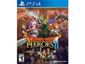 Dragon Quest Heroes 2 Explorers Edition - PlayStation 4