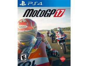Square Enix 662248920047 MotoGP 17 Play Station 4 Game