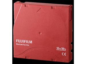 FUJI FILM 16551221 FUJIFILM LTO8 ULTRIUM 12TB STORAGE TAPE WITH CASE