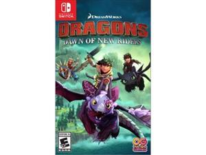 Namco 819338020617 Dragons-Dawn of New Riders Nintendo Switch Game
