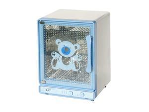 SPT Baby Bottle Sterilizer & Dryer - Blue