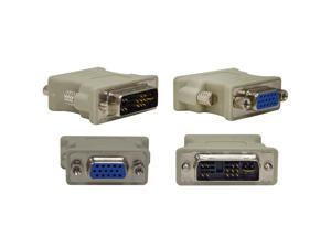 CableWholesale 30DV-05200 DVI to VGA Converters