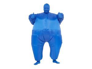 Adult Inflatable Blue Jumpsuit