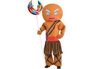 Men's Gingerbread Warrior Shrek Costume