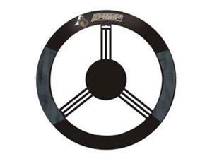 Purdue Boilermakers Mesh Steering Wheel Cover