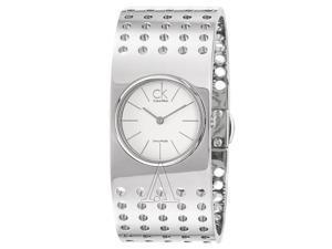 Calvin Klein Grid Women's Quartz Watch K8324120