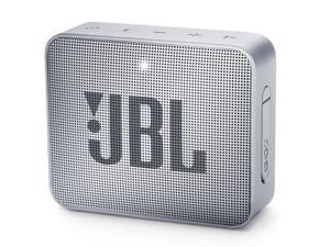 JBL GO 2 Portable Bluetooth Speaker - Gray