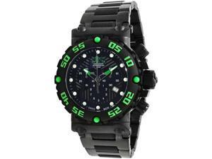Invicta Subaqua Nitro Diver Chronograph Mens Watch 10049