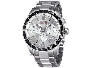 Movado 800 Stainless Steel Mens Watch 2600095