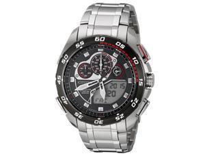 Citizen Eco-Drive Promaster Super Sport Chrono Watch JW0111-55E JW0124-53E