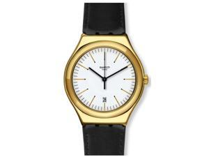 Swatch EDGY TIME Mens Watch YWG404